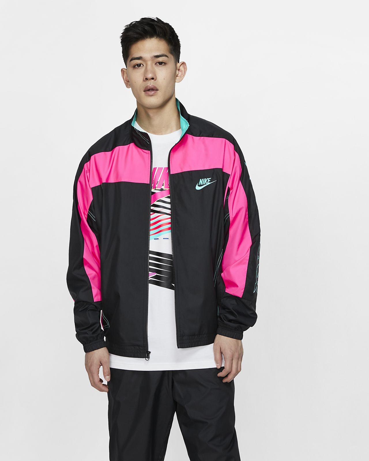 ナイキ x アトモス メンズ トラックジャケット