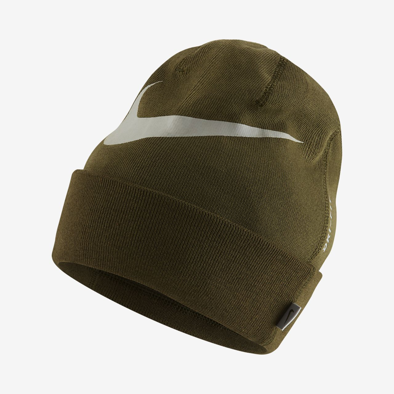 Nike Sportswear Cuffed Swoosh Beanie