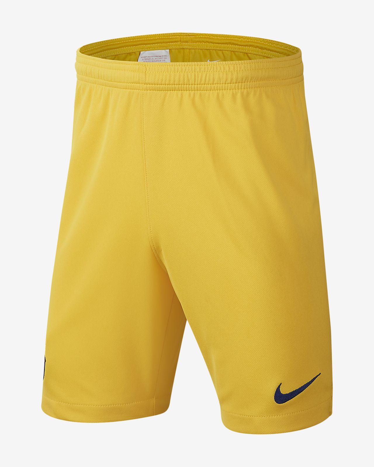 Футбольные шорты для школьников FC Barcelona 2019/20 Stadium Home/Away