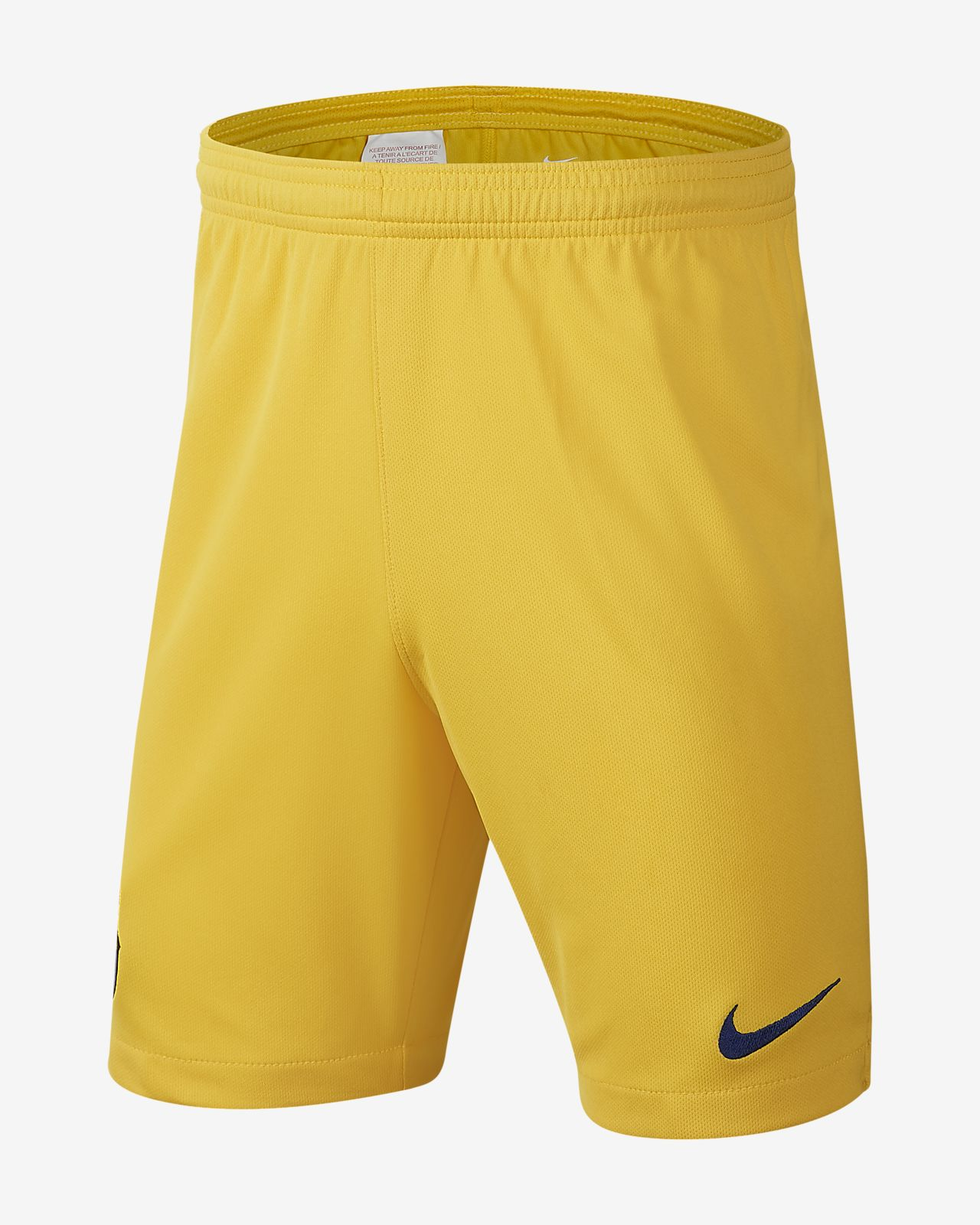 FC Barcelona 2019/20 Stadium Home/Away fotballshorts til store barn