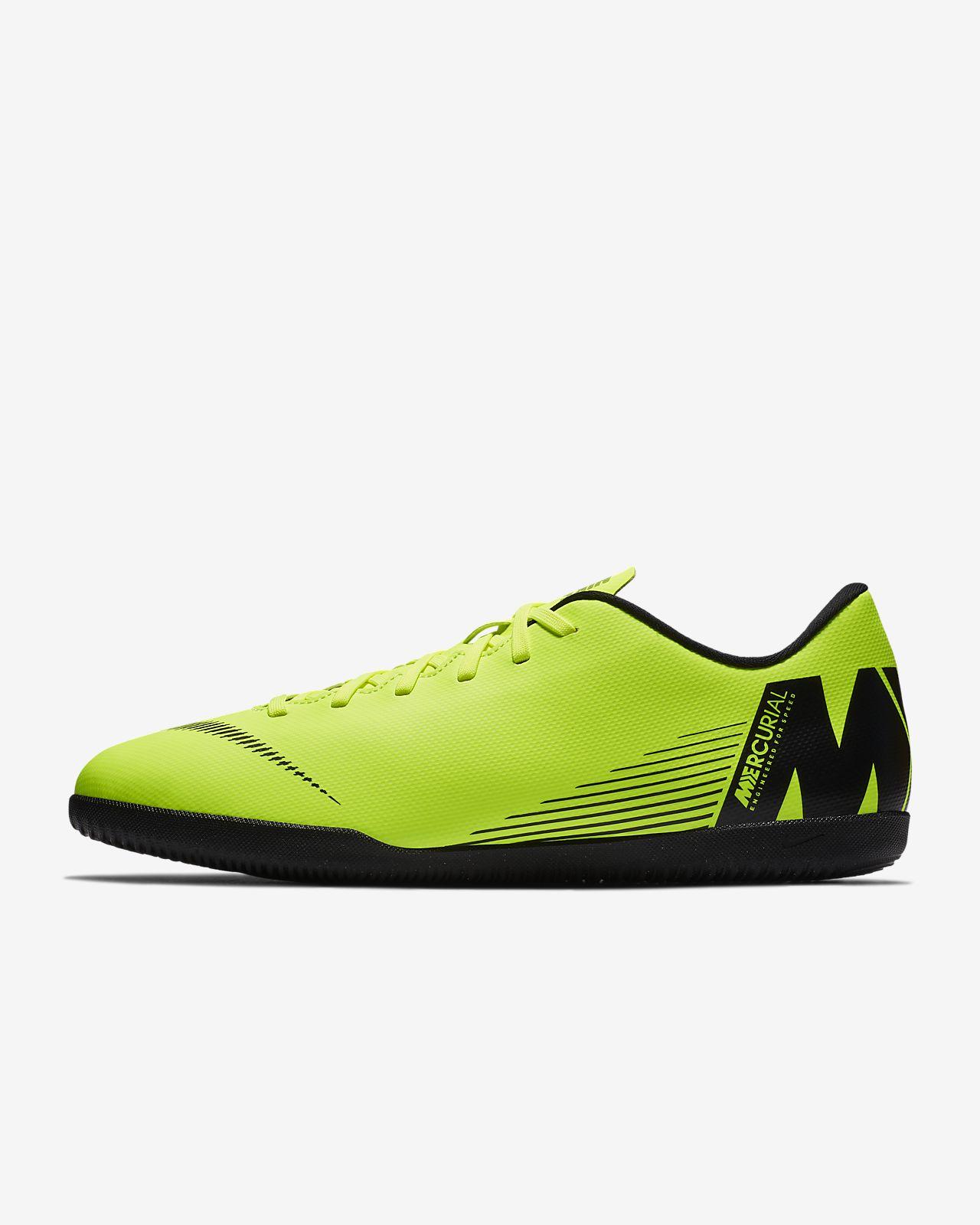 Sapatilhas de futsal Nike MercurialX Vapor XII Club IC. Nike.com PT eb1dc7a5b28d2