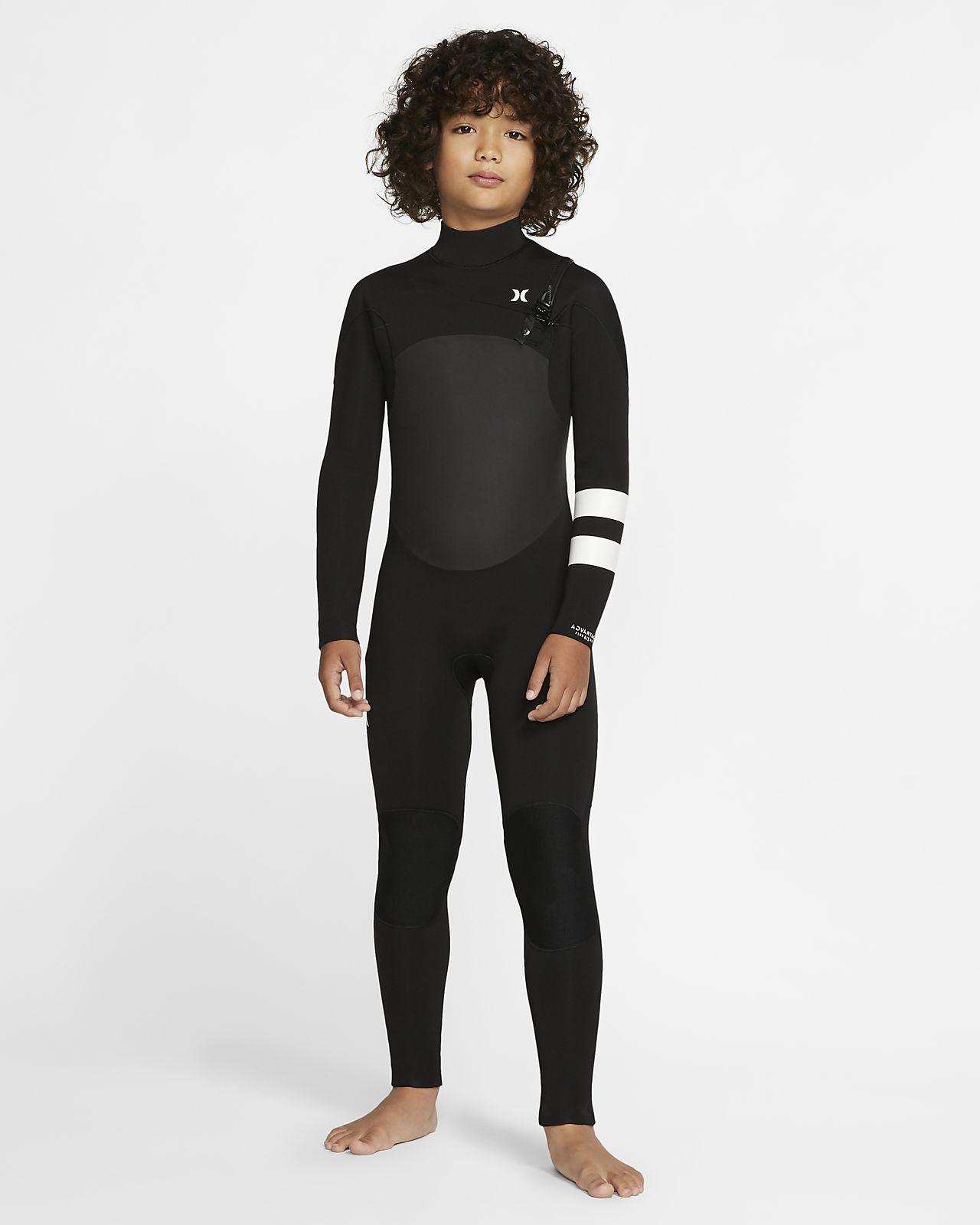 Hurley Advantage Plus 4/3mm Fullsuit Çocuk Wetsuit'i