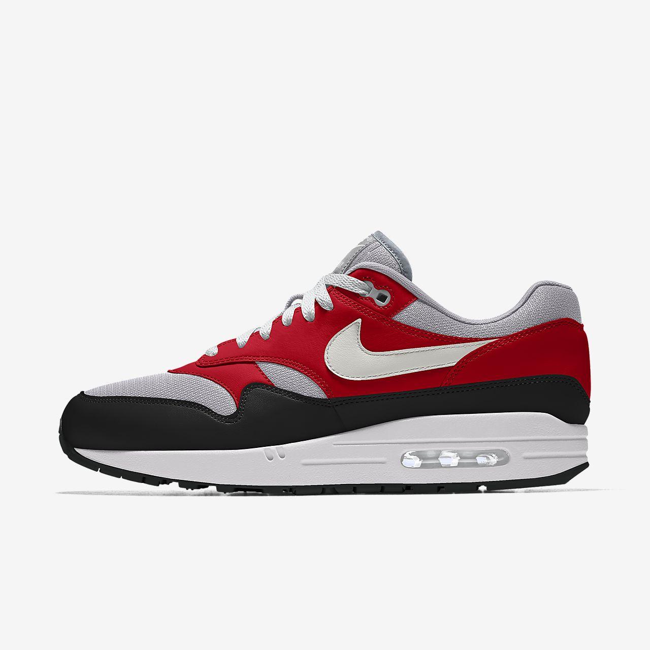 Nike Air Max 1 By You personalisierbarer Herrenschuh
