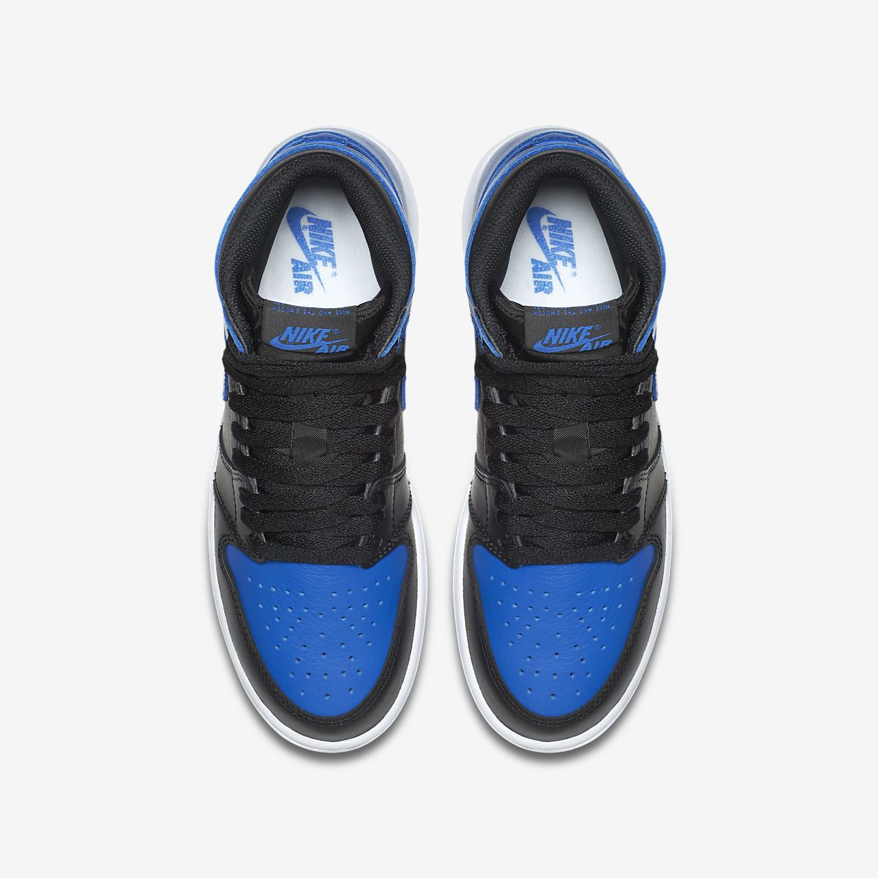 8bc3722327d Air Jordan 1 Retro High OG Boys' Shoe. Nike.com IN