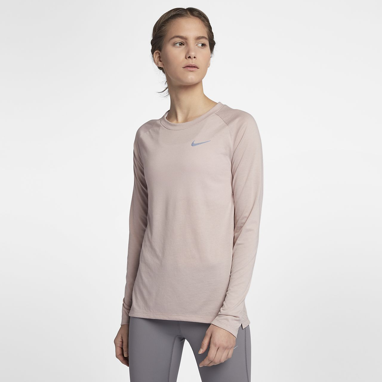 nike long shirt damen