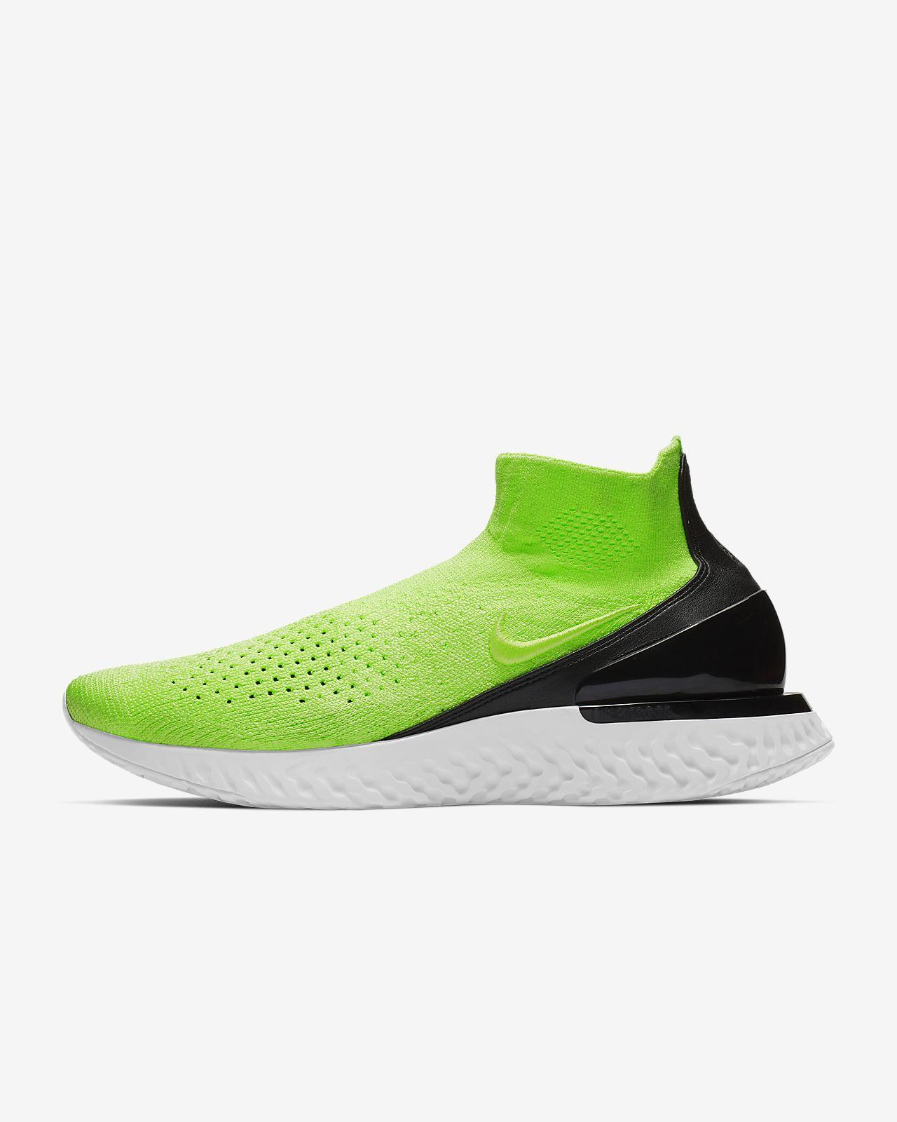 Nike Rise React Flyknit Laufschuh