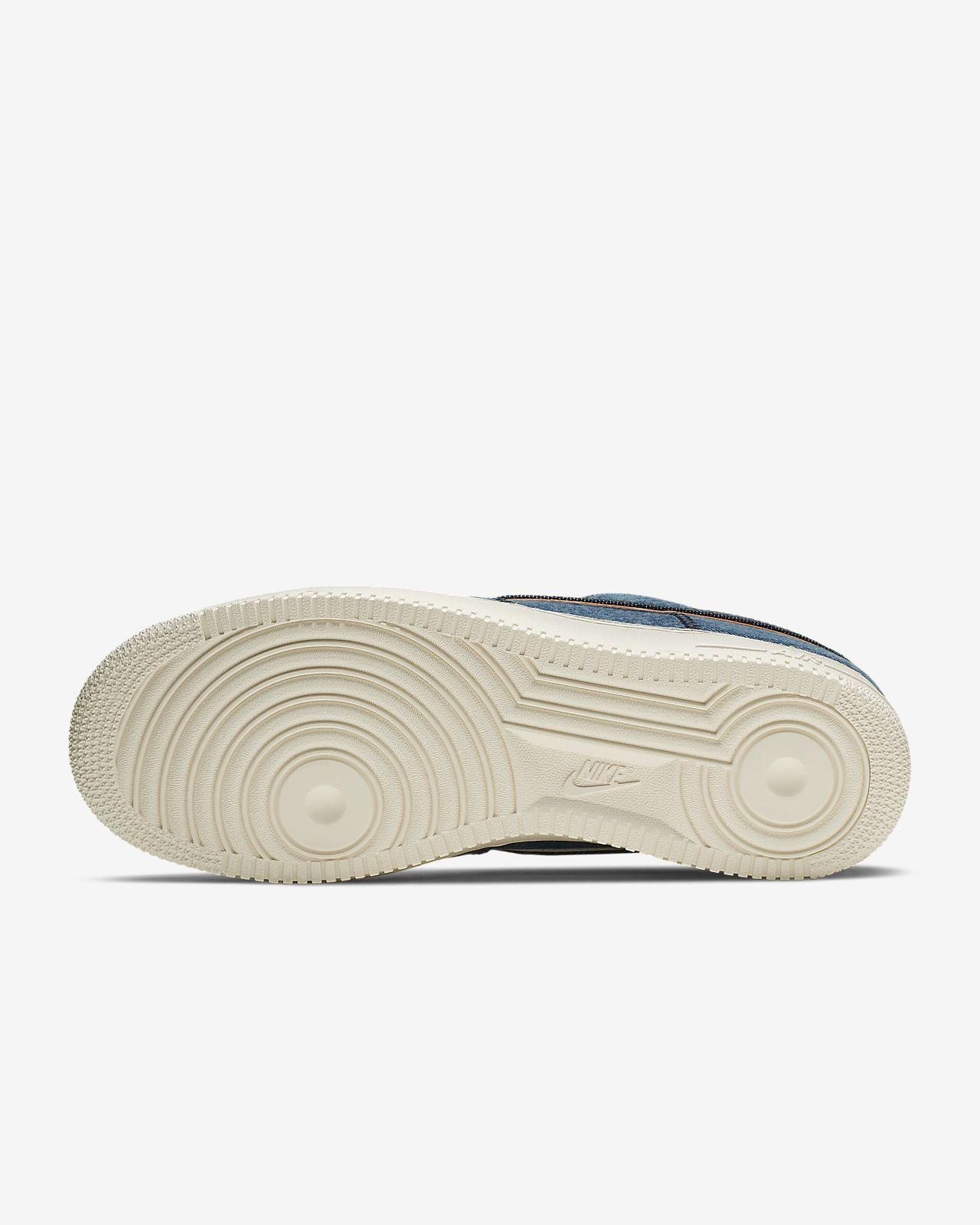 Nike's Air Force 1 '07 Premium Arrives in Vachetta Tan Leather