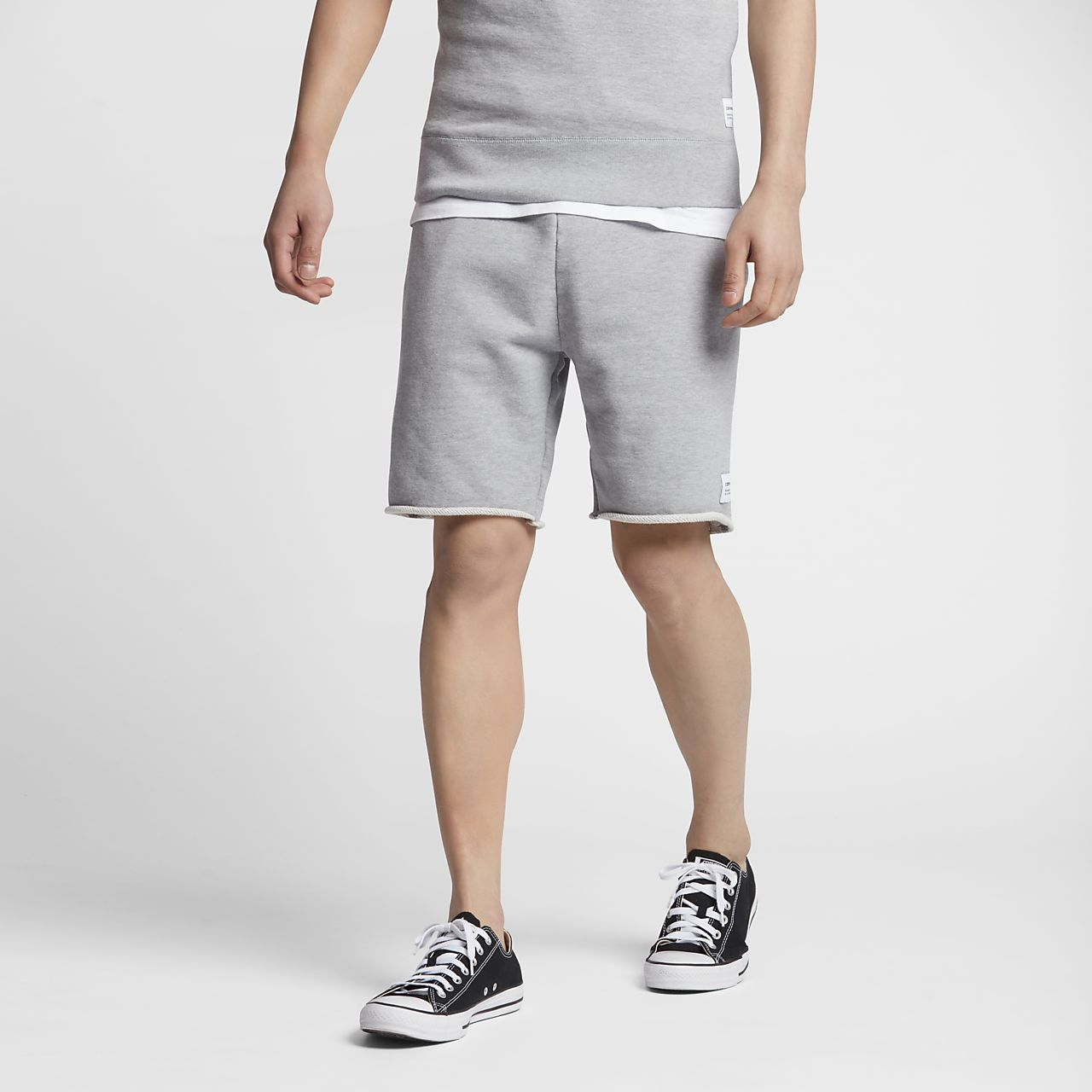 converse cotton shorts