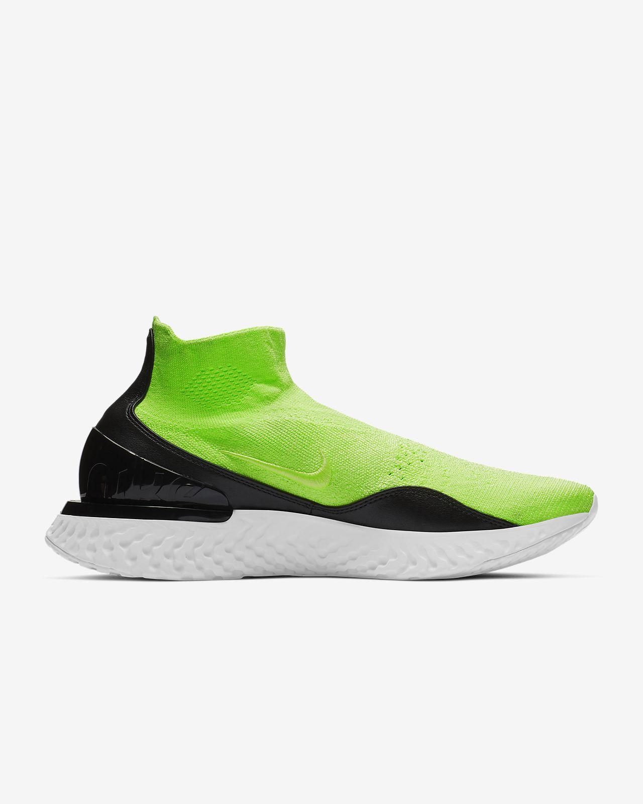 d6e8b77707a710 Nike Rise React Flyknit Running Shoe. Nike.com FI