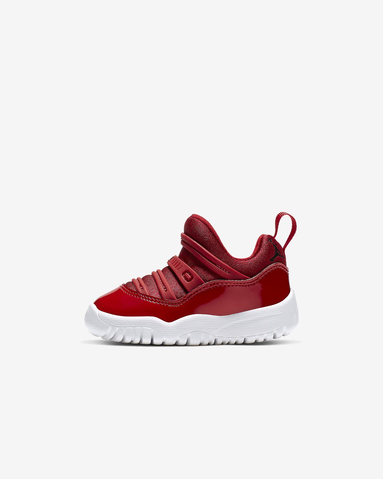 รองเท้าทารก/เด็กวัยหัดเดิน Air Jordan 11 Retro Little Flex