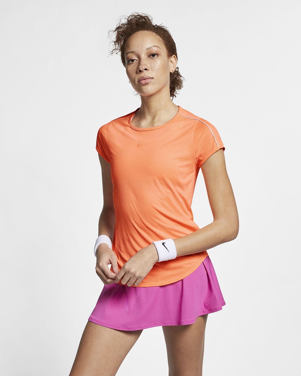 Top de tenis para mujer NikeCourt Dri-FIT