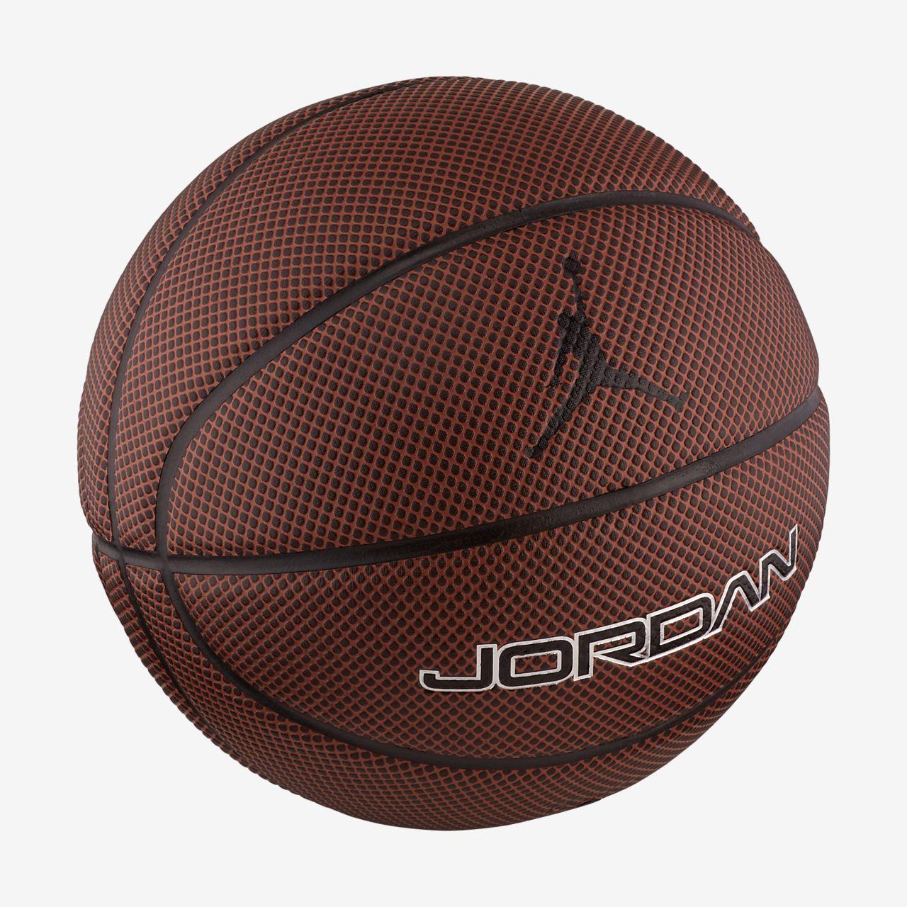 5b7f9e9d60f6e Ballon de basketball Jordan Legacy 8P (taille 7). Nike.com FR