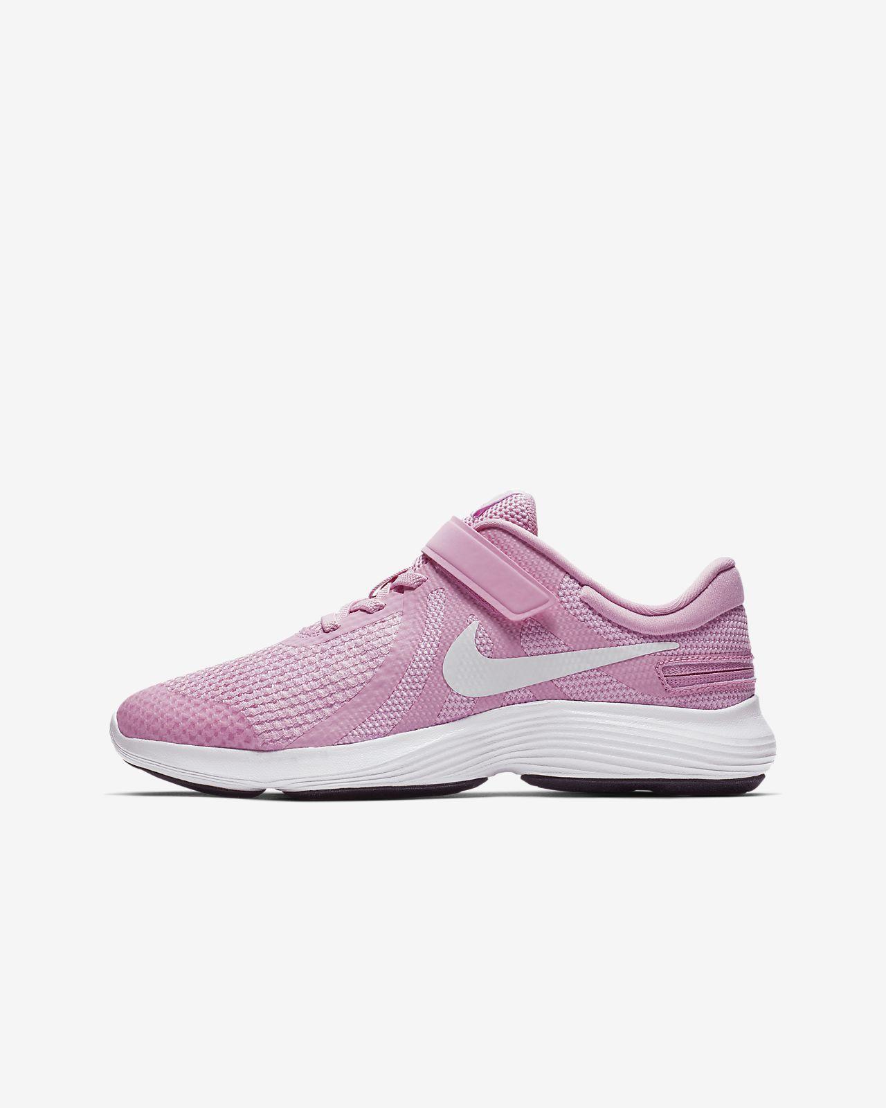 Löparsko Nike Revolution 4 FlyEase 4E för ungdom