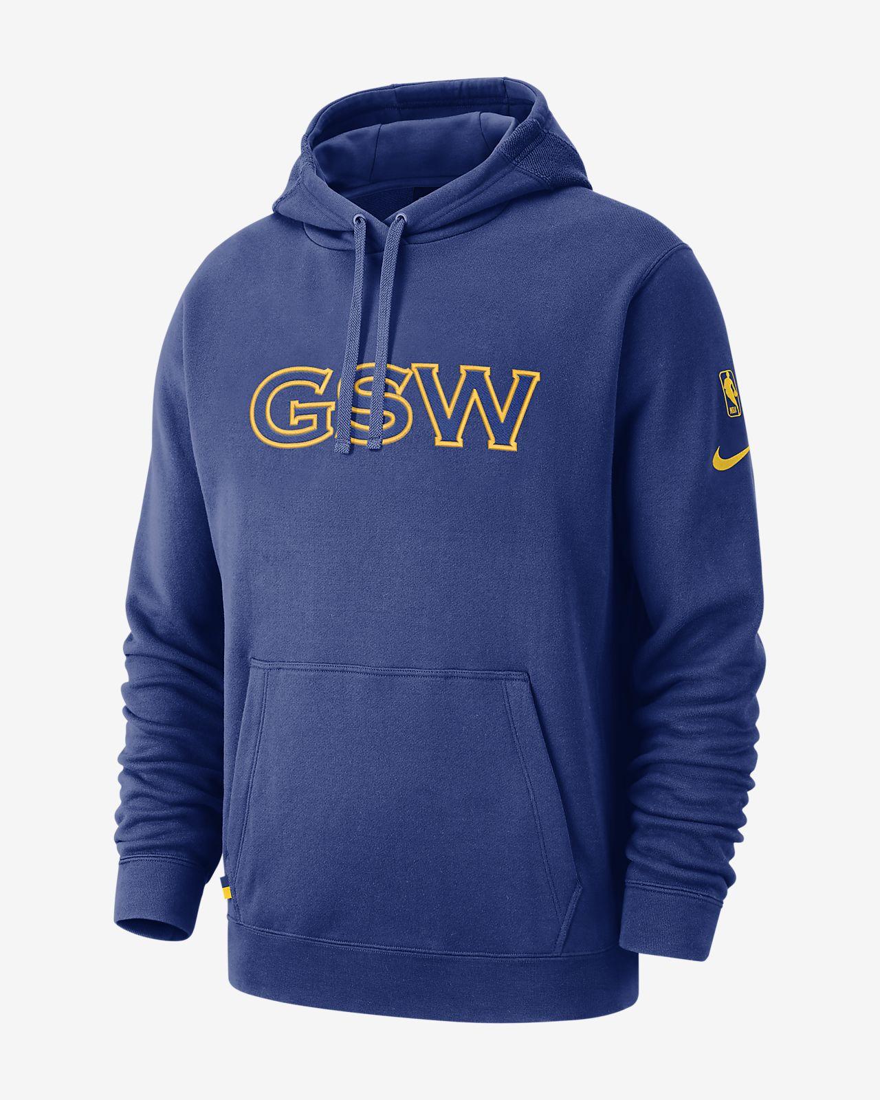 Golden State Warriors Nike Men's NBA Hoodie