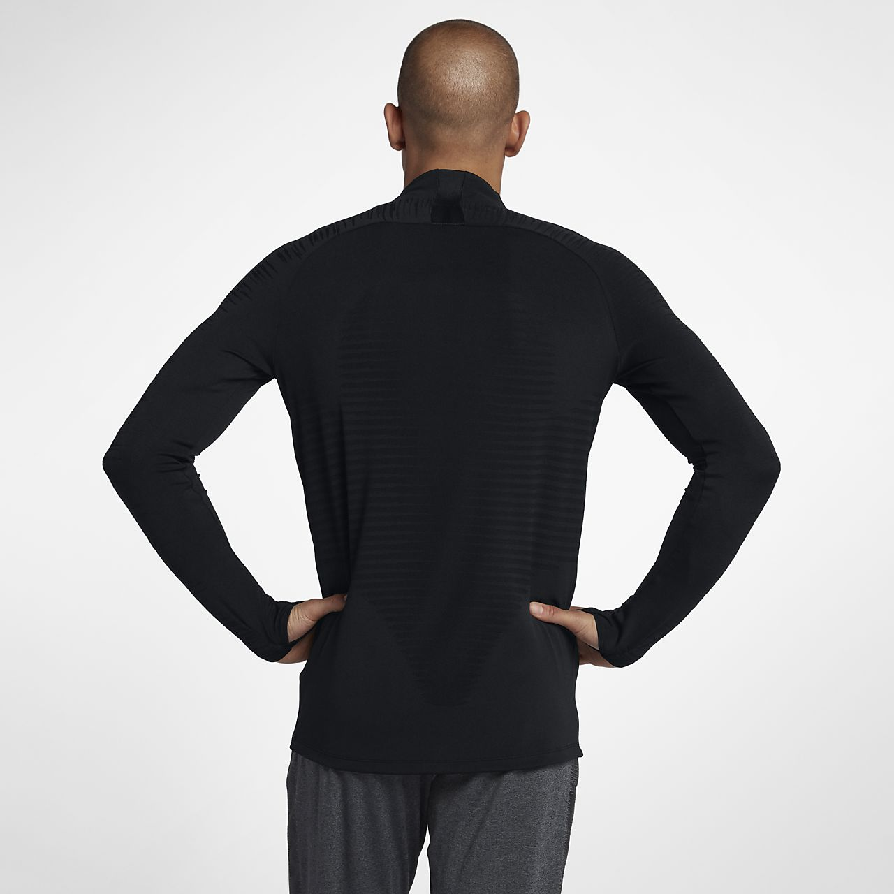 df89e9402 Nike VaporKnit Strike Men's Long-Sleeve Football Top. Nike.com NO