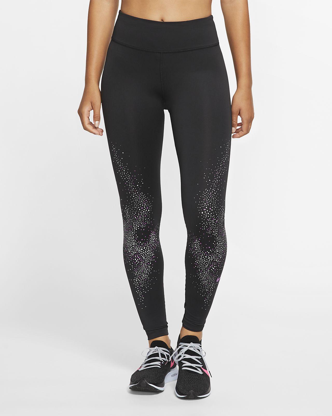good texture differently shades of Nike Fast Lauf-Tights für Damen