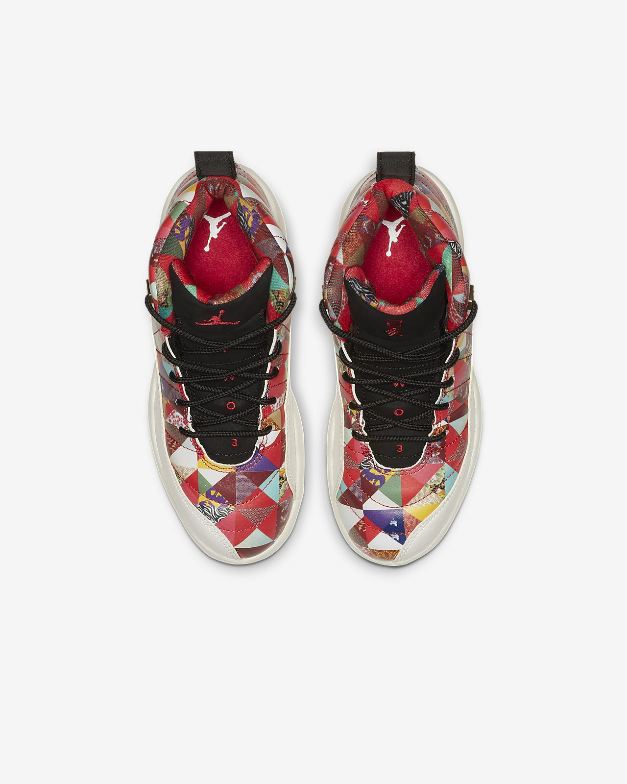 2120020fa5329e Air Jordan 12 Retro CNY Little Kids  Shoe. Nike.com