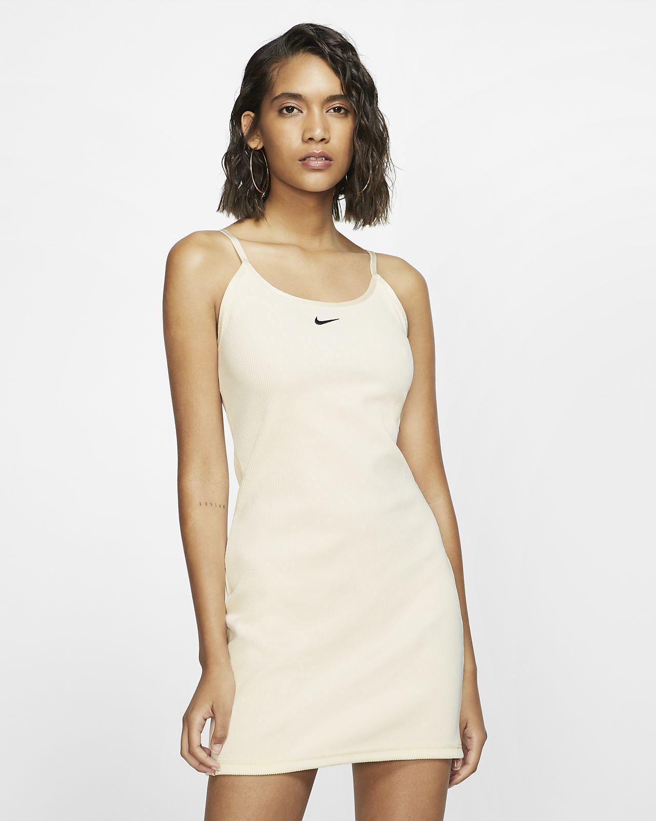 Nike Sportswear-JDI-kjole i rib til kvinder