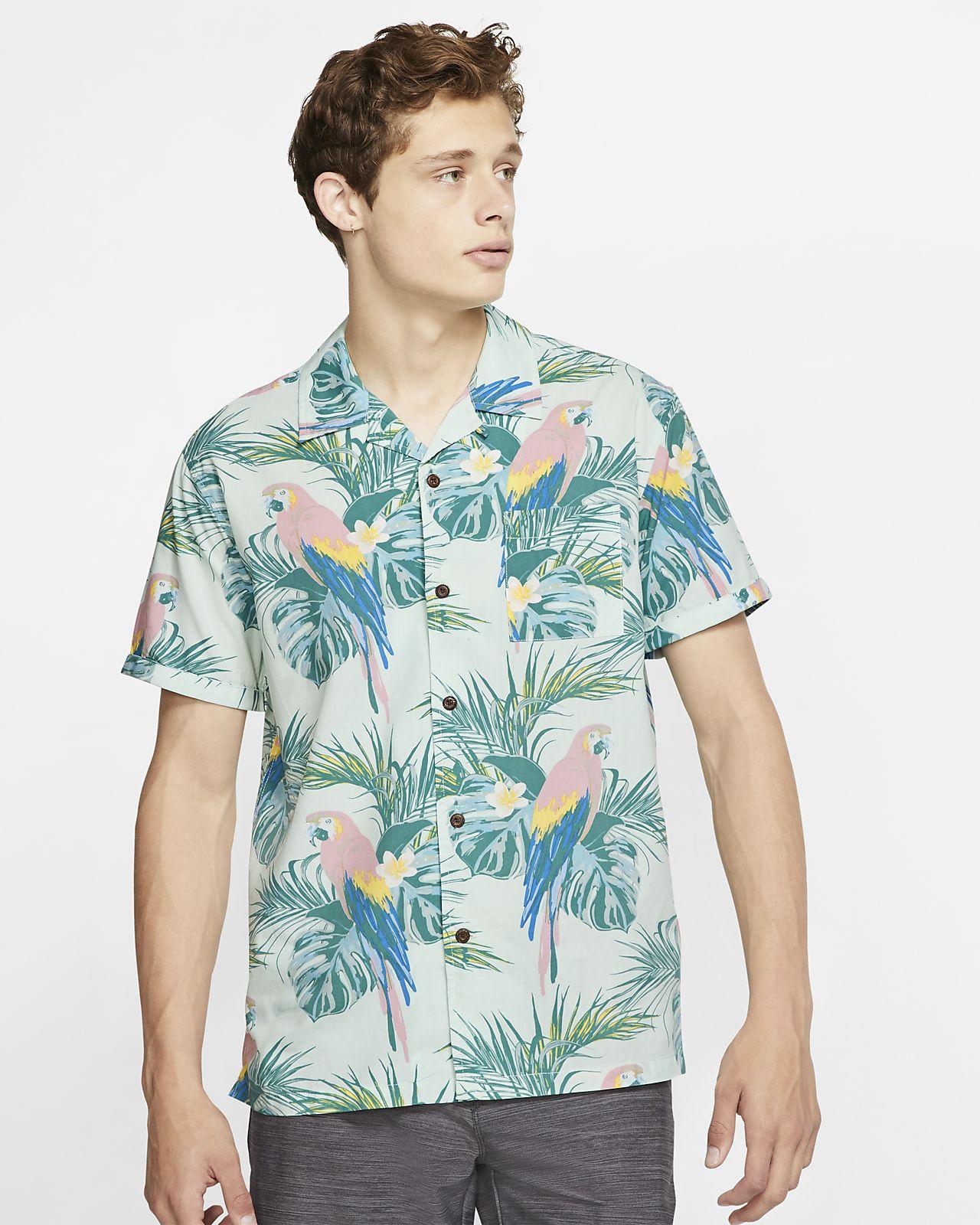 Ανδρική κοντομάνικη μπλούζα Hurley Sierra
