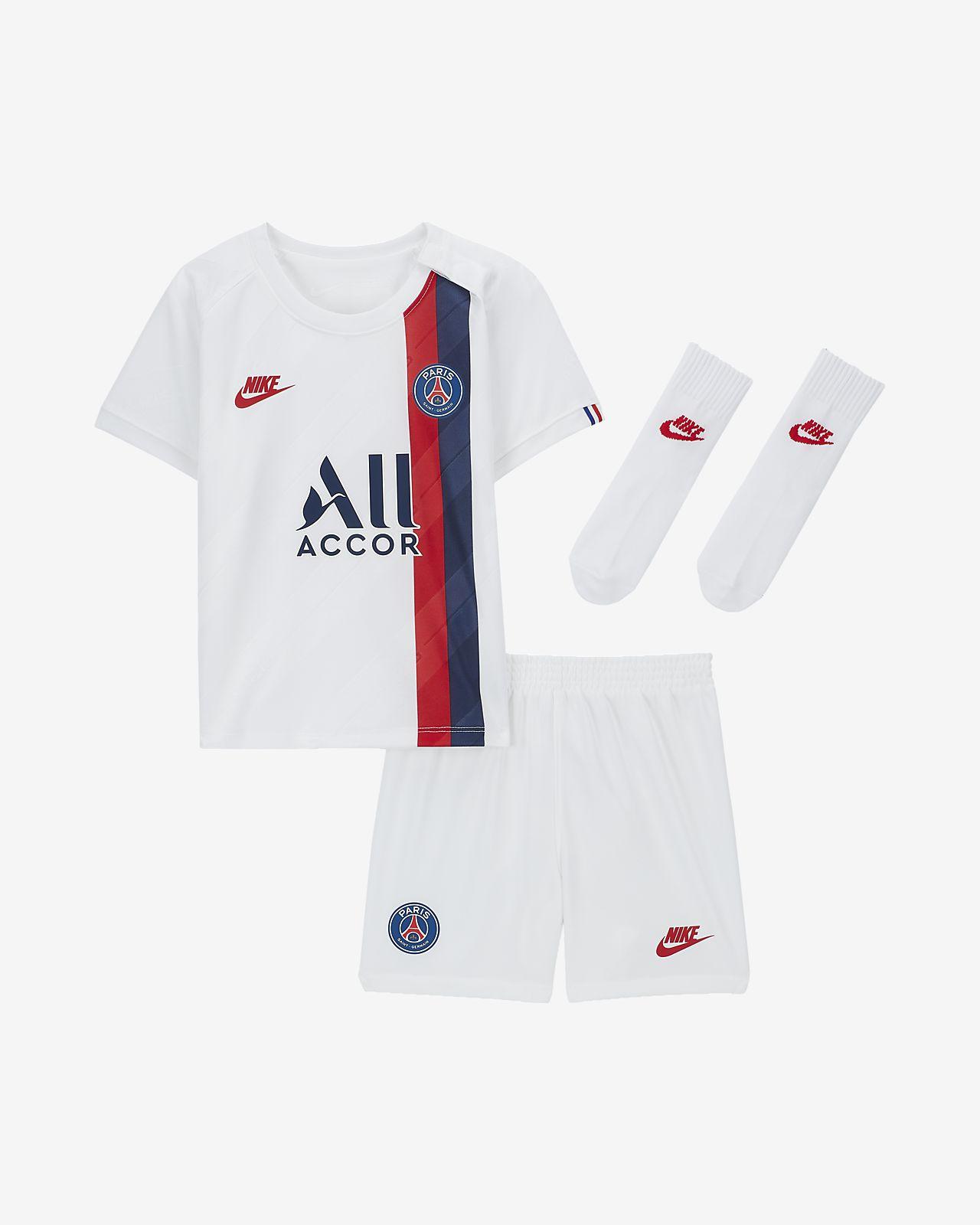 Paris Saint-Germain 2019/20 Third Set für Babys und Kleinkinder