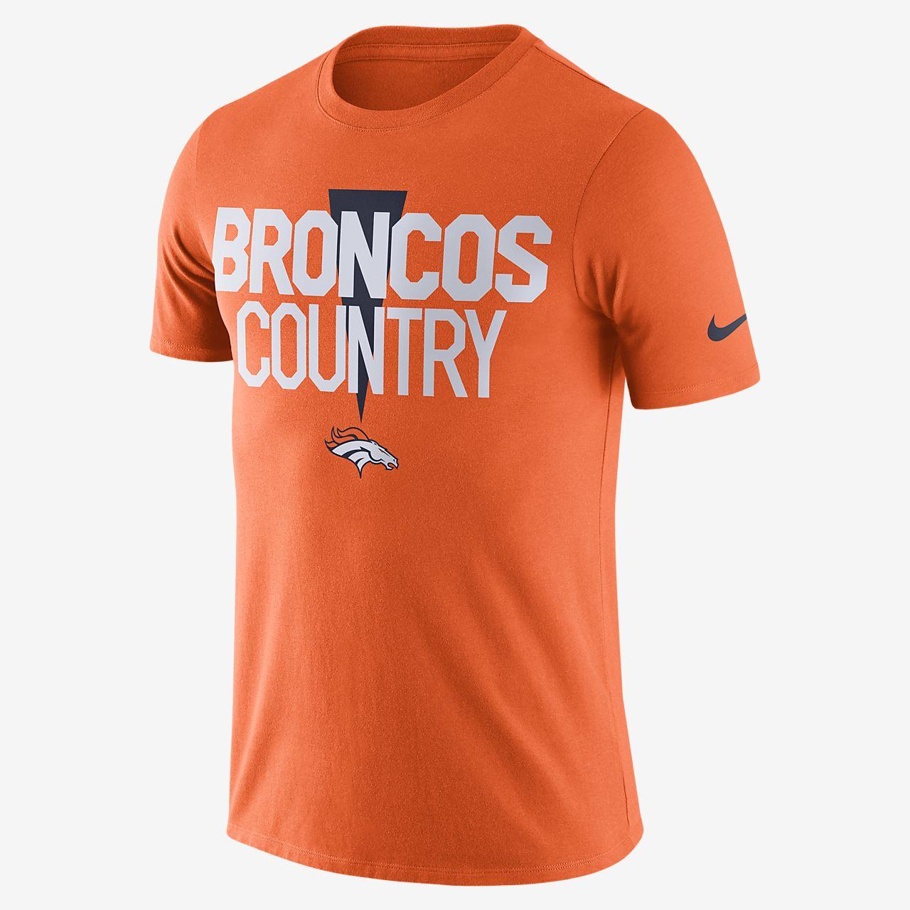 Nike Dri-FIT (NFL Broncos) Big Kids' T-Shirt