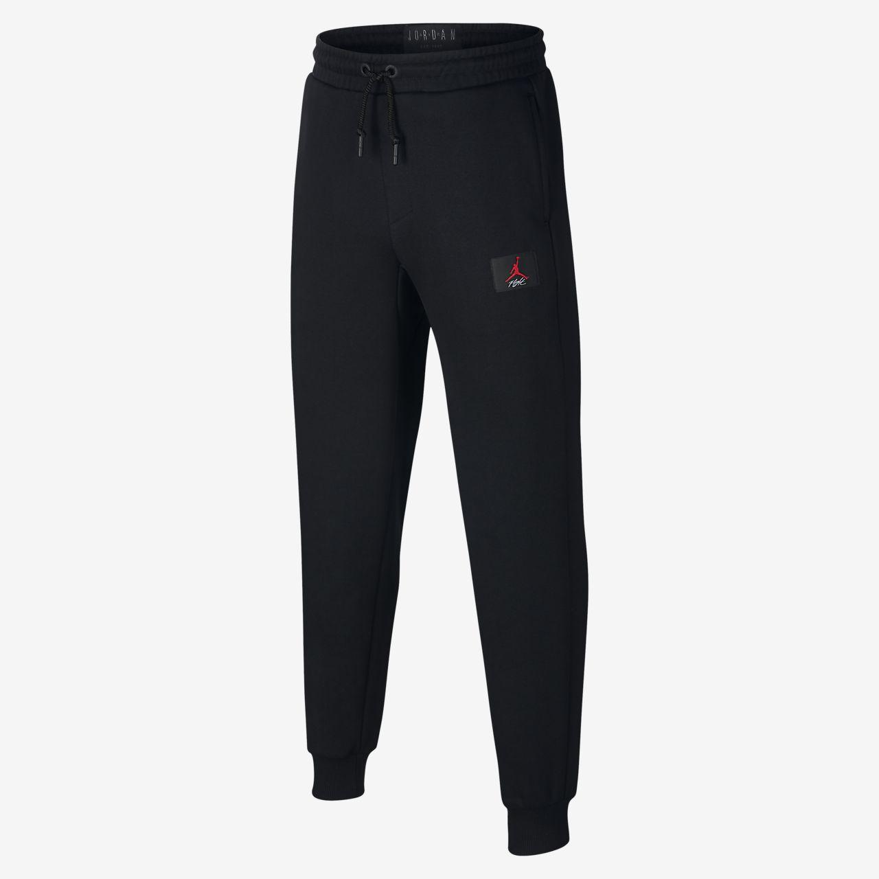 Jordan Flight Lite-bukser til store børn (drenge)