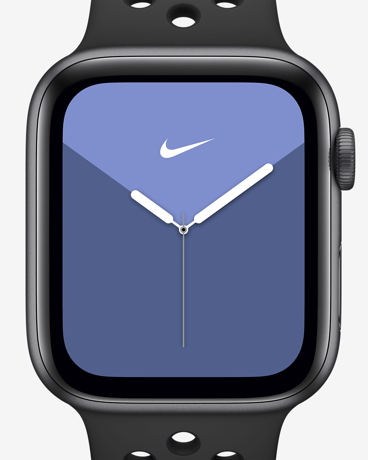 Apple Watch Nike Series 5 (GPS) with Nike Sport Band 44mm Space Gray Aluminum Case