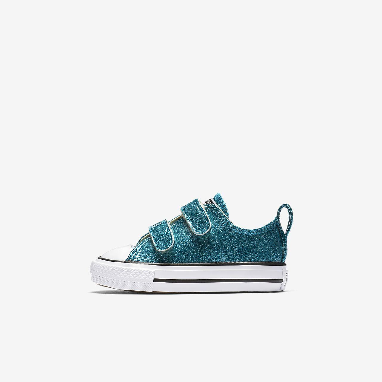 converse shoes glitter
