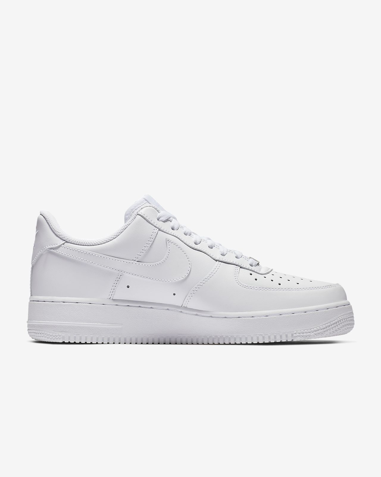 best value wholesale sales shoes for cheap Nike Air Force 1 '07 Triple White Damesschoen
