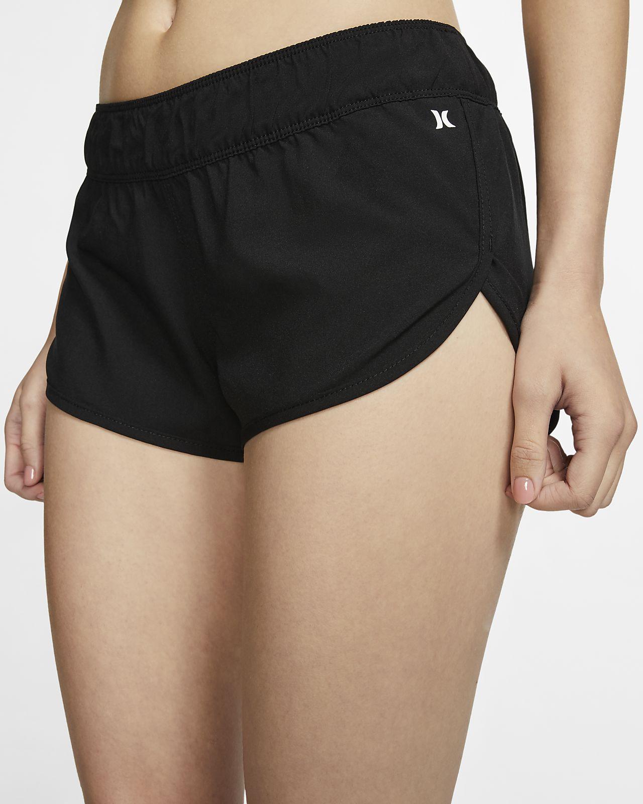 Shorts de playa para mujer Hurley Supersuede Beachrider
