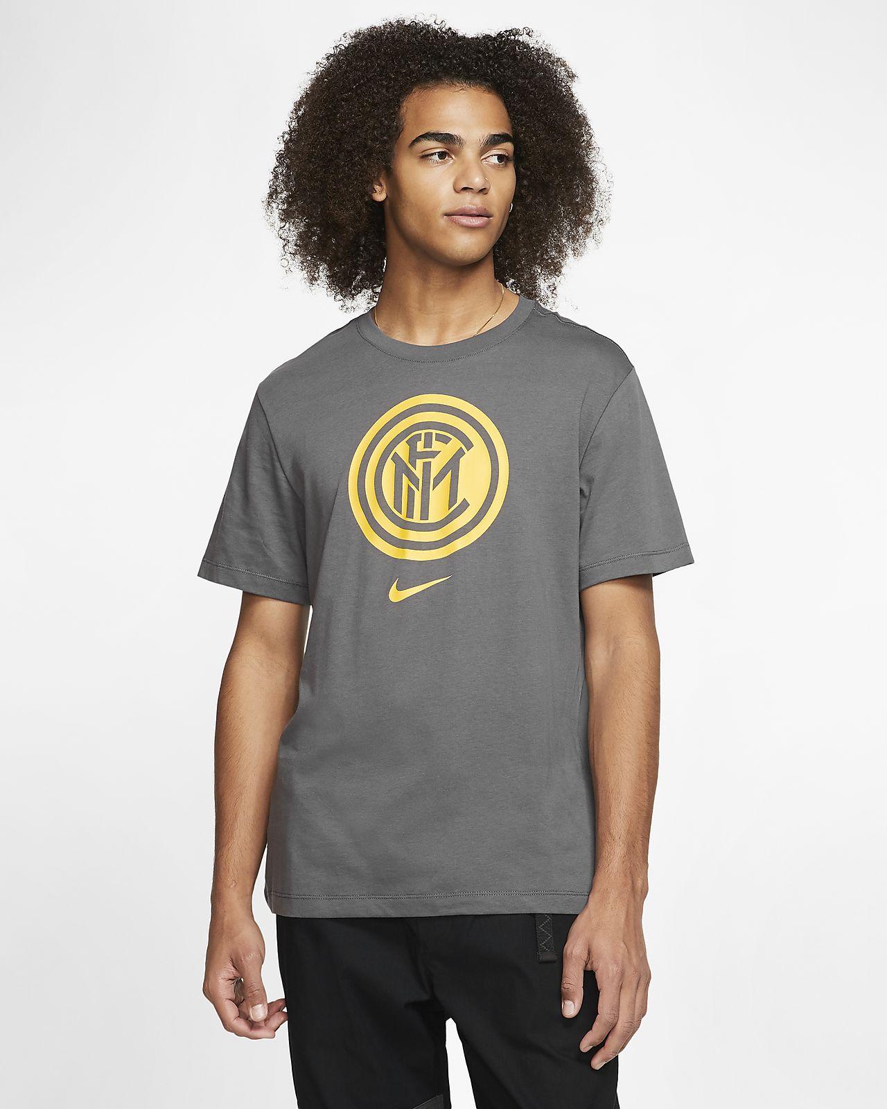 Inter Milan T-skjorte til herre