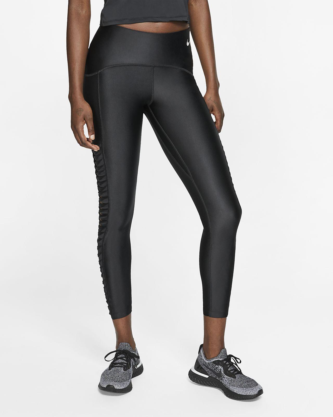 low price sale on feet at competitive price Nike Speed 7/8-Lauf-Tights für Damen