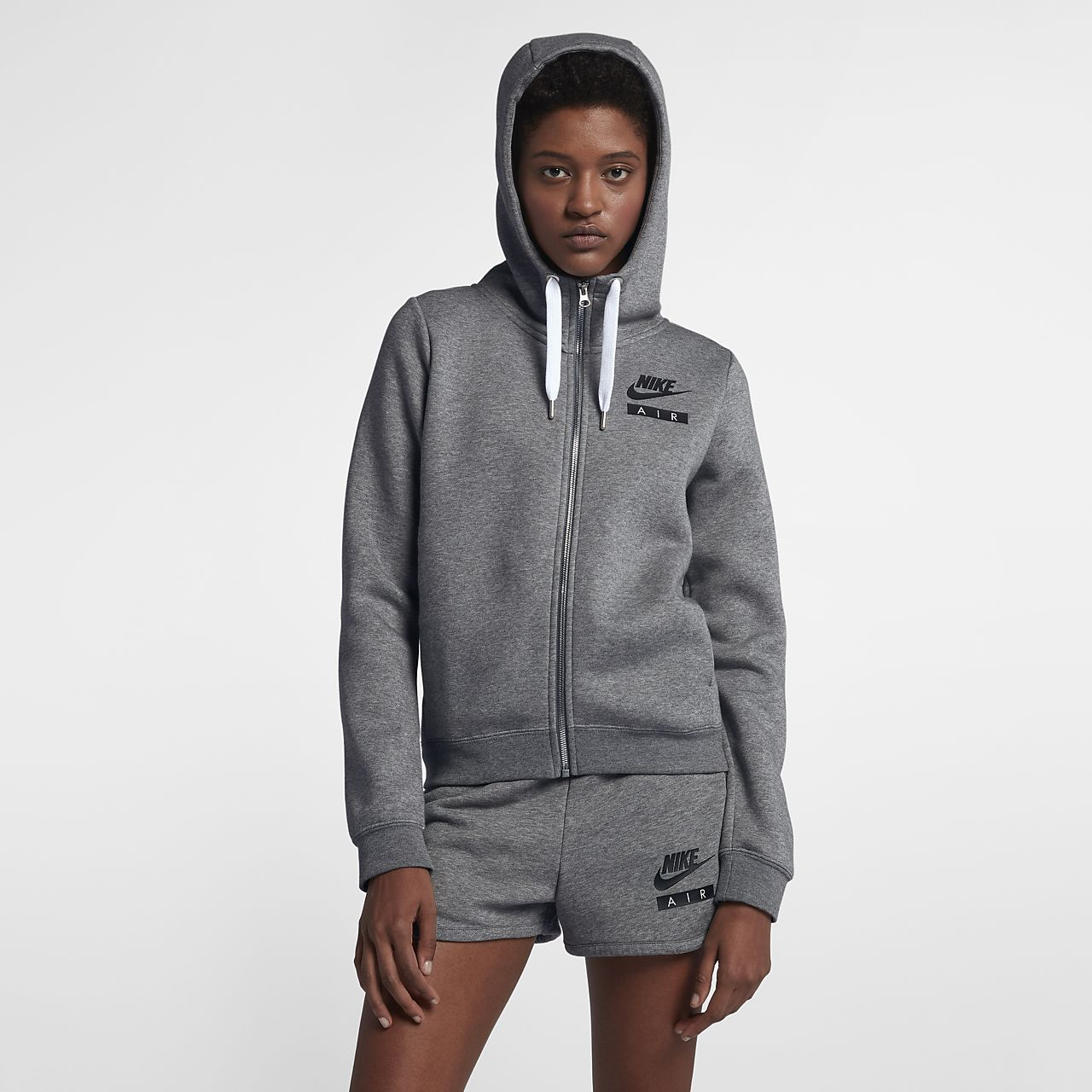 ... Nike Sportswear Air Rally Women's Full-Zip Hoodie