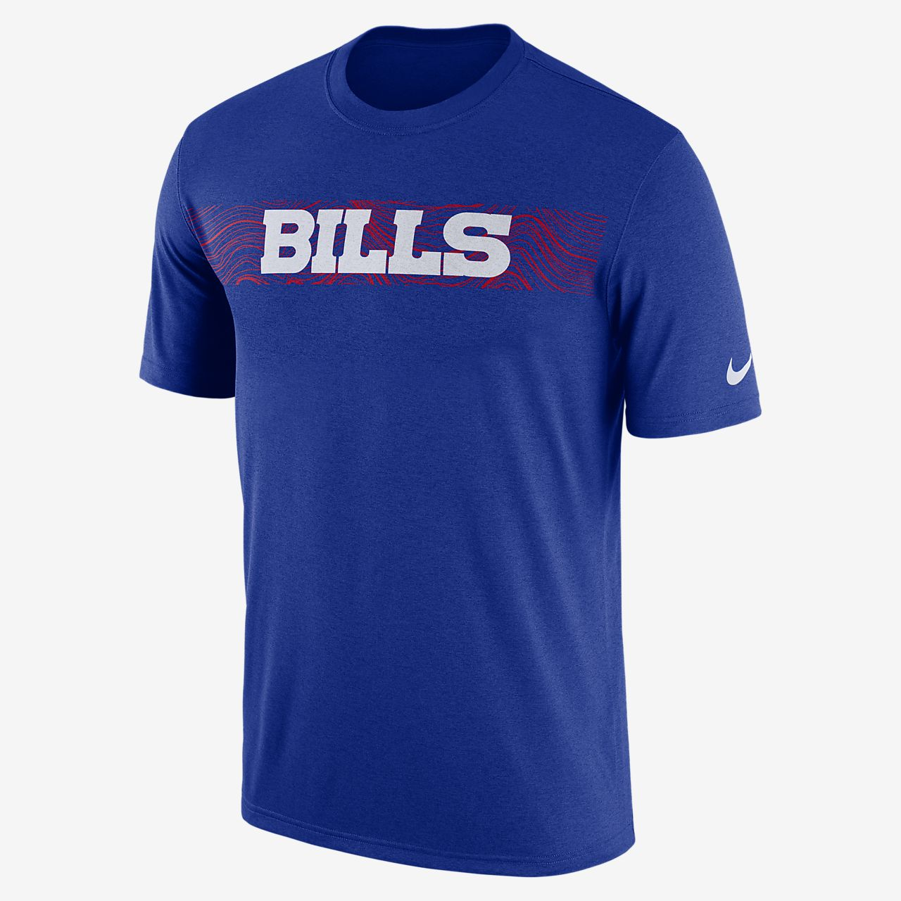 Tee-shirt Nike Dri-FIT Legend Seismic (NFL Bills) pour Homme