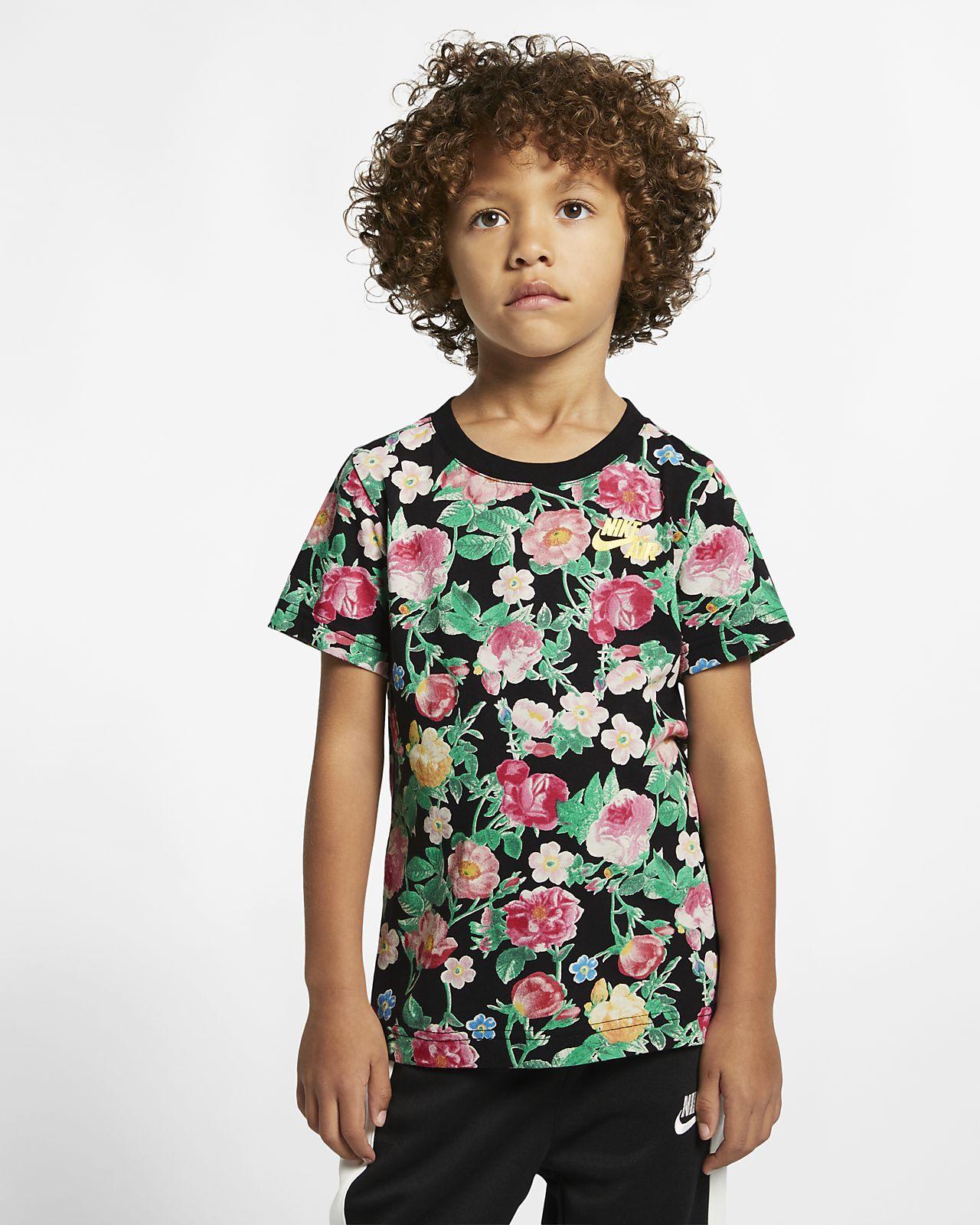 Nike Air T-shirt voor kleuters