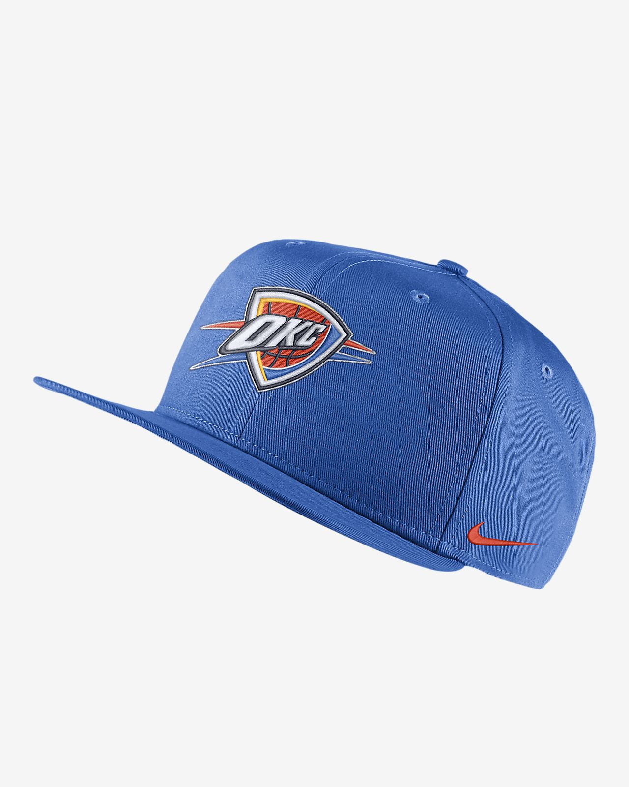 Oklahoma City Thunder Nike Pro Gorra de l'NBA