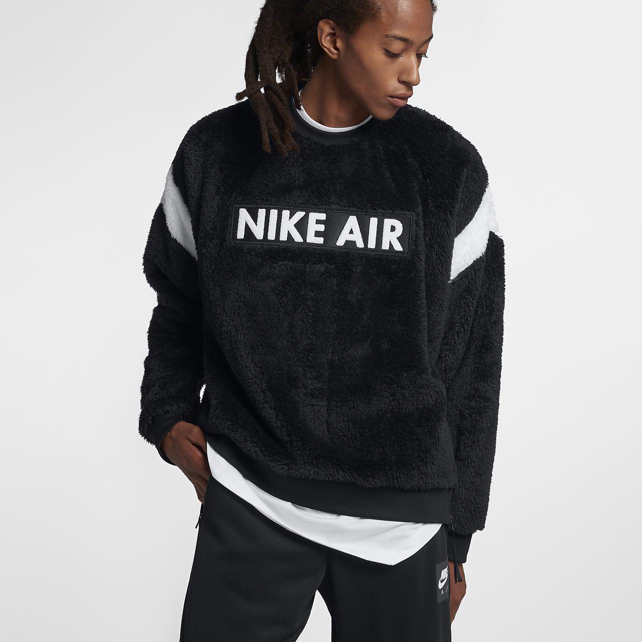 Nike Air Men s Long Sleeve Crew. Nike.com 1af8c12b7