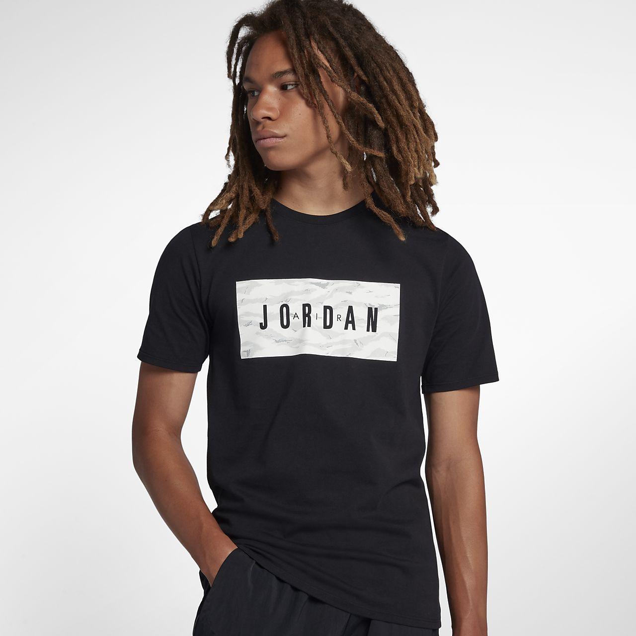 Jordan Sportswear Tech WNT 男款圖案 T 恤