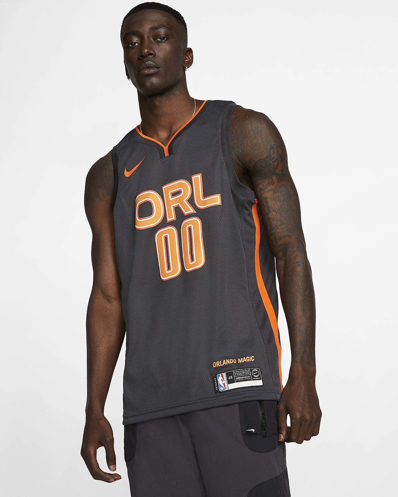 Maillot Nike NBA Swingman Aaron Gordon Magic City Edition