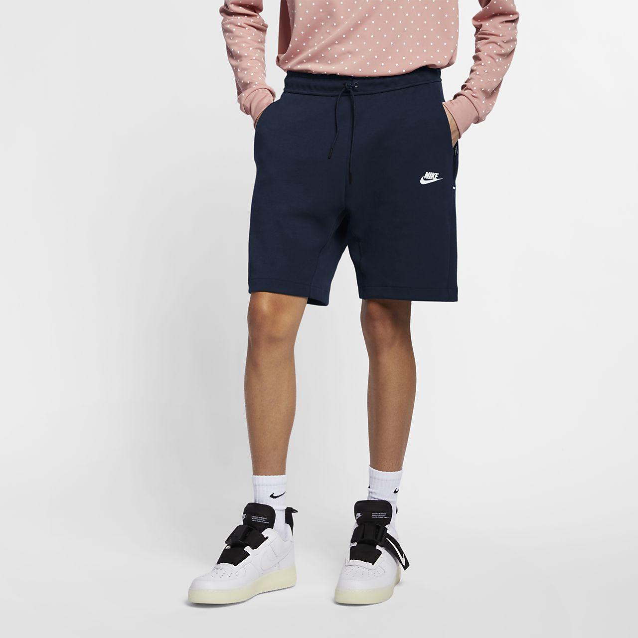 Nike Sportswear Tech Fleece Pantalons curts de teixit Fleece - Home