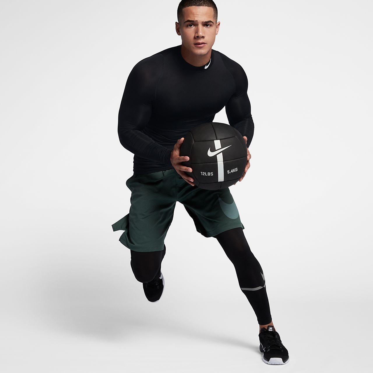 d914d061a1b Nike Pro - langærmet træningstrøje til mænd. Nike.com DK