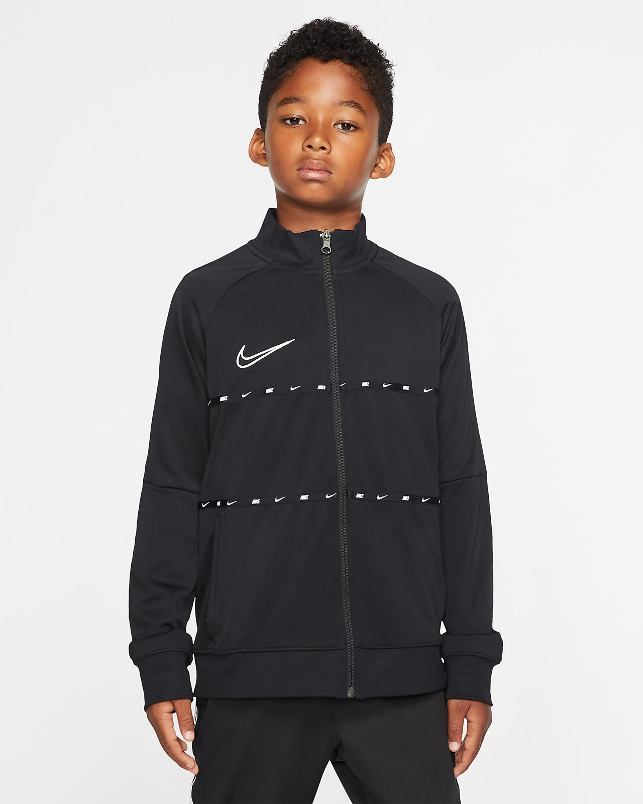 Nike Dri-FIT Academy Big Kids' Soccer Jacket