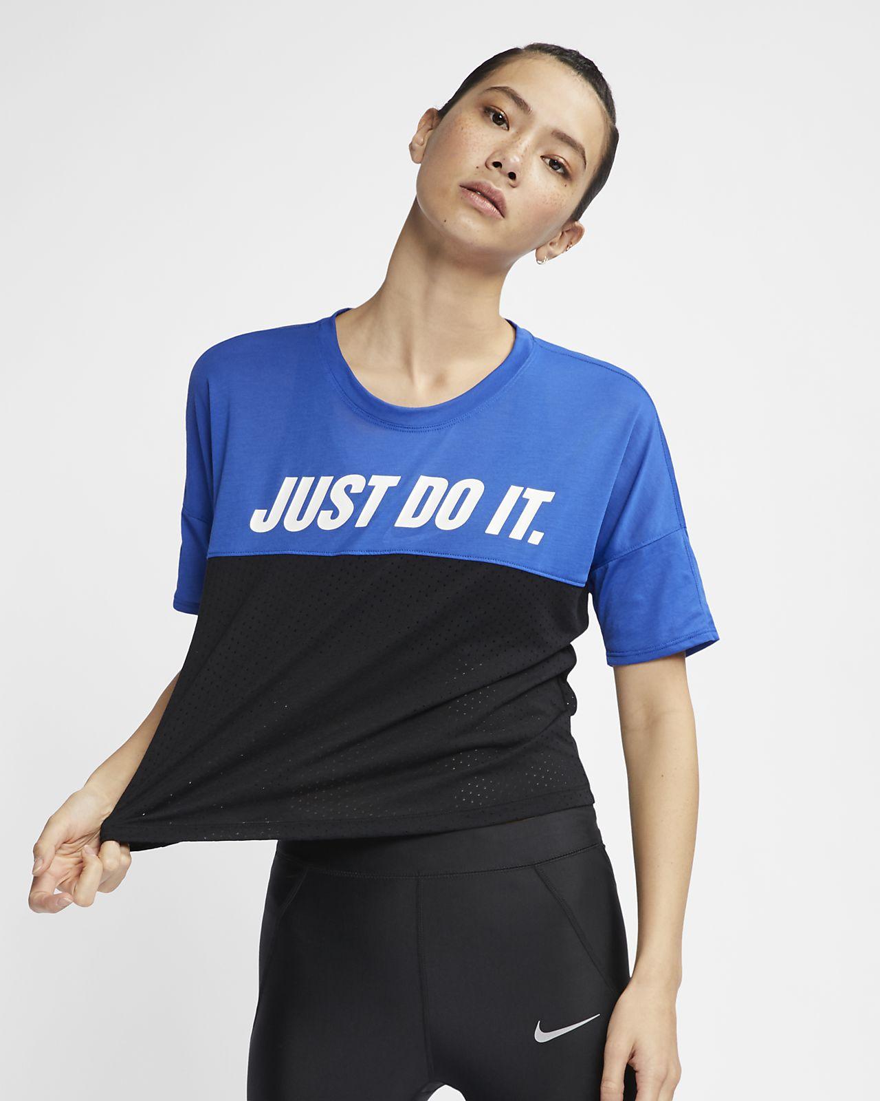 b4a372ab44bf Haut de running à manches courtes Nike Tailwind pour Femme. Nike.com CA
