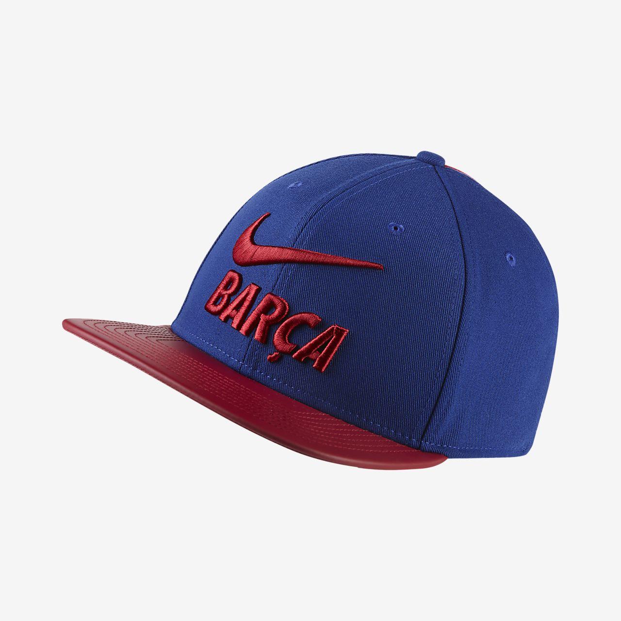 FC Barcelona Adjustable Hat