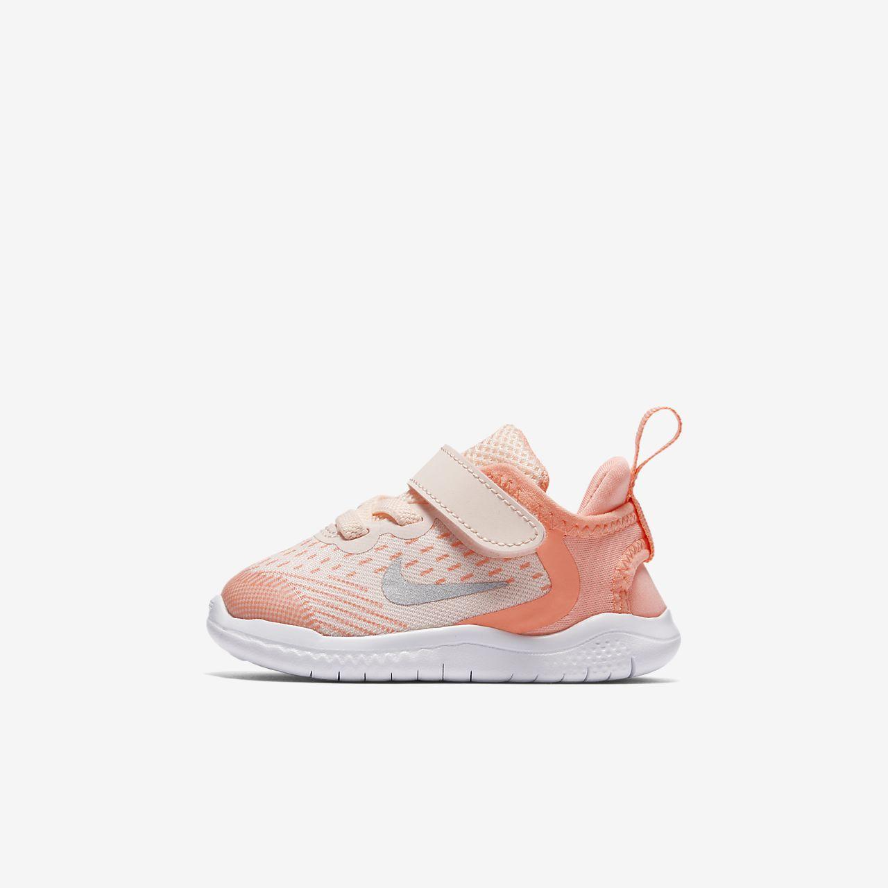 Chaussure Nike Free RN 2018 pour Bébé et Petit enfant