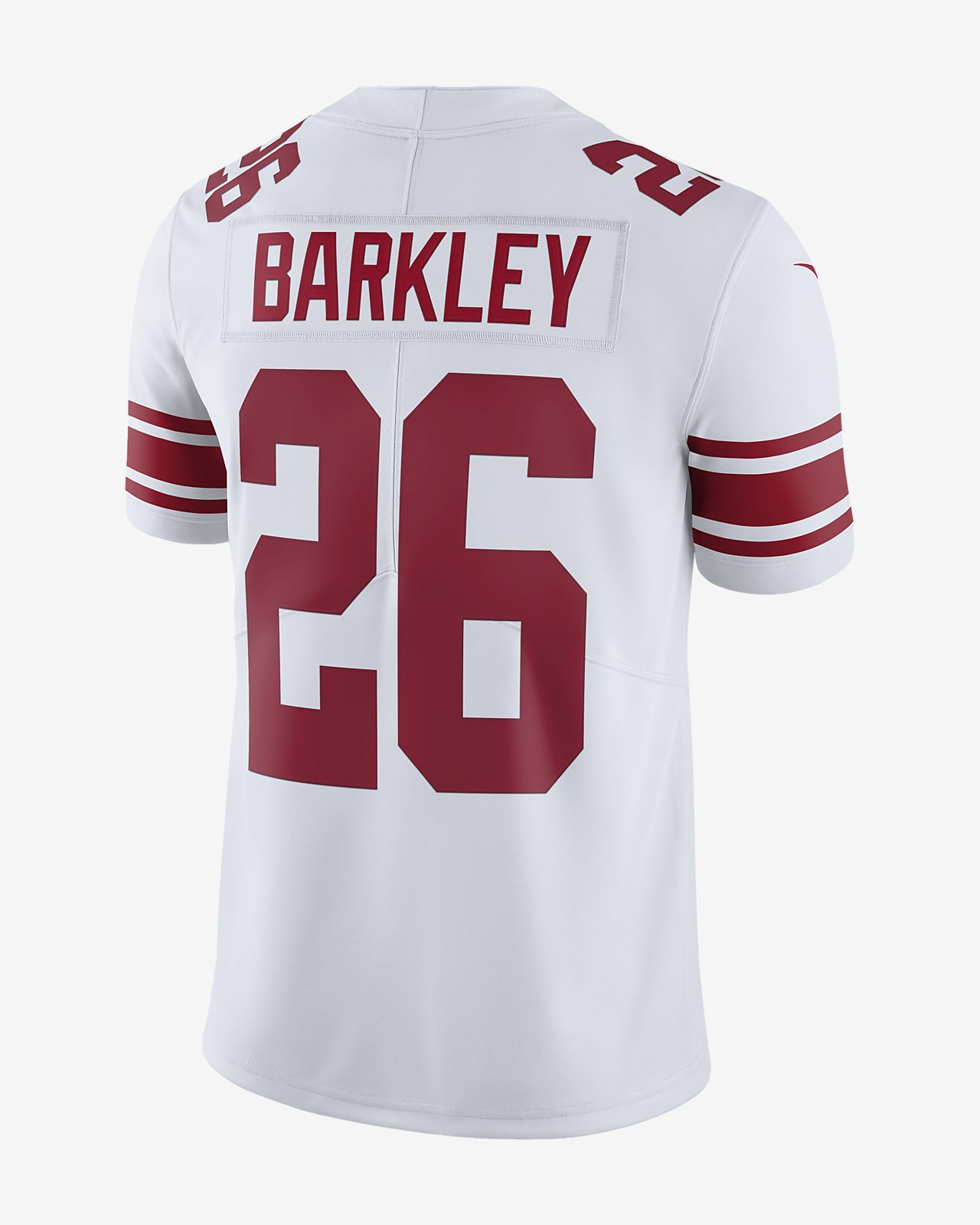 438146490 NFL New York Giants (Saquon Barkley) Men s Limited Football Jersey ...