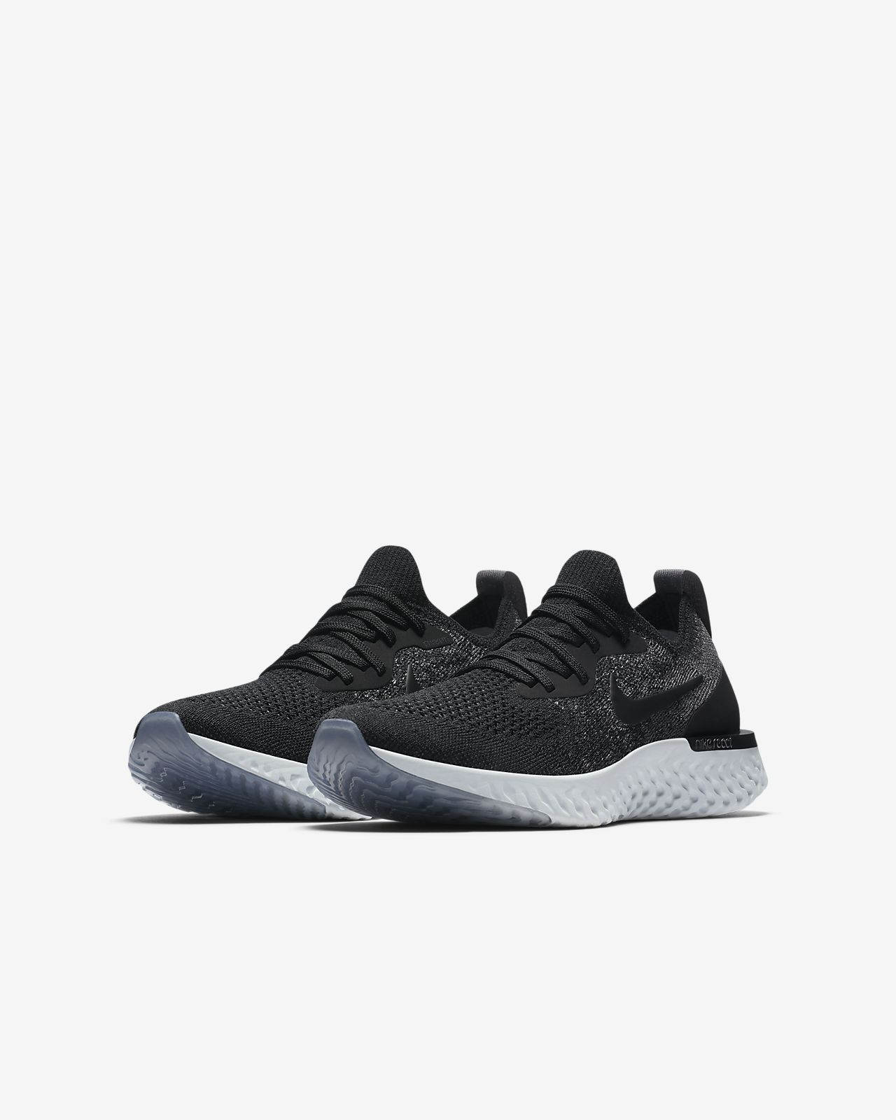 ... Nike Epic React Flyknit Older Kids' Running Shoe