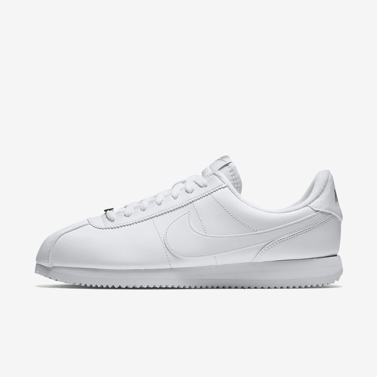 รองเท้าผู้ชาย Nike Cortez Basic
