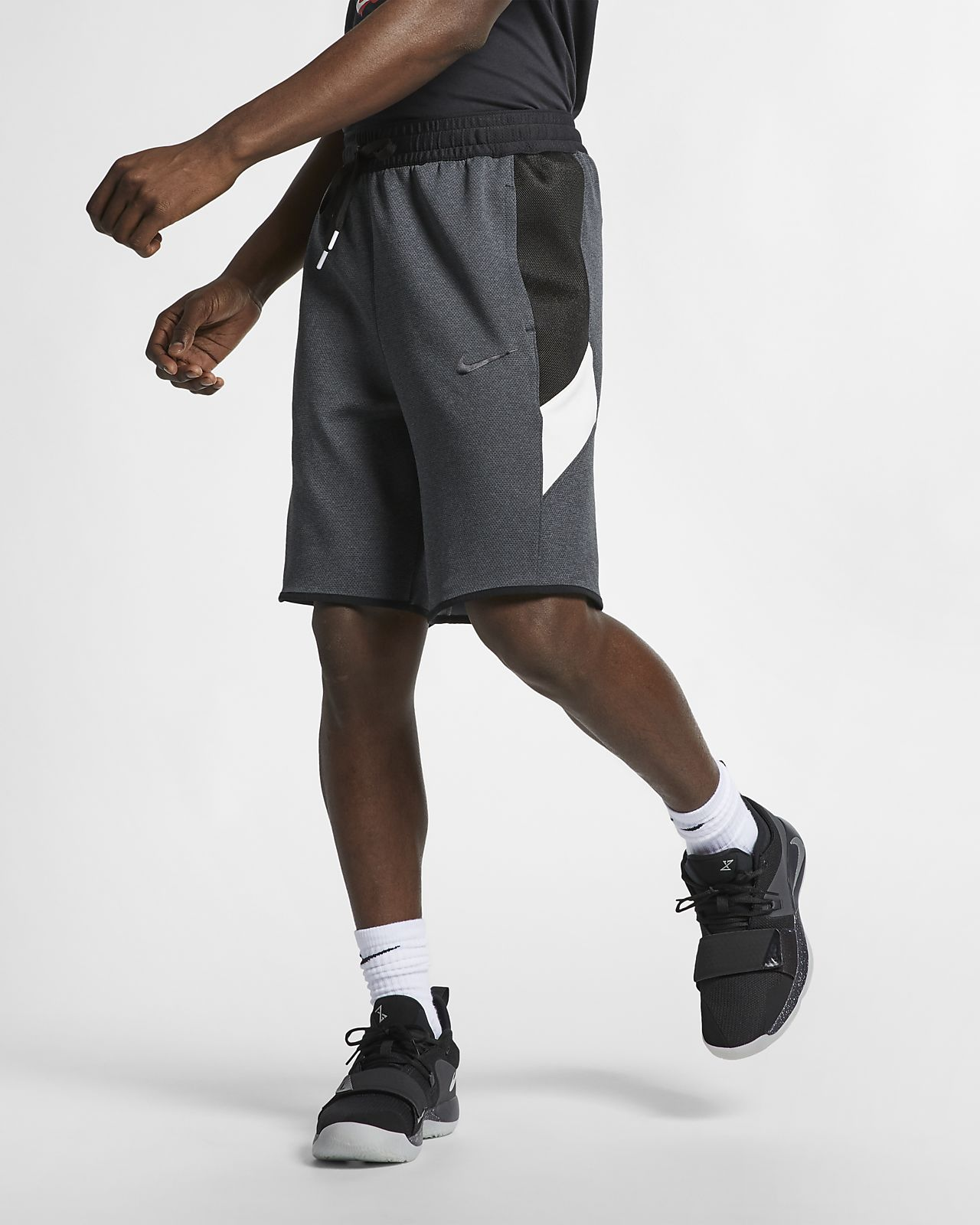 Basketshorts Nike Therma Flex Showtime för män