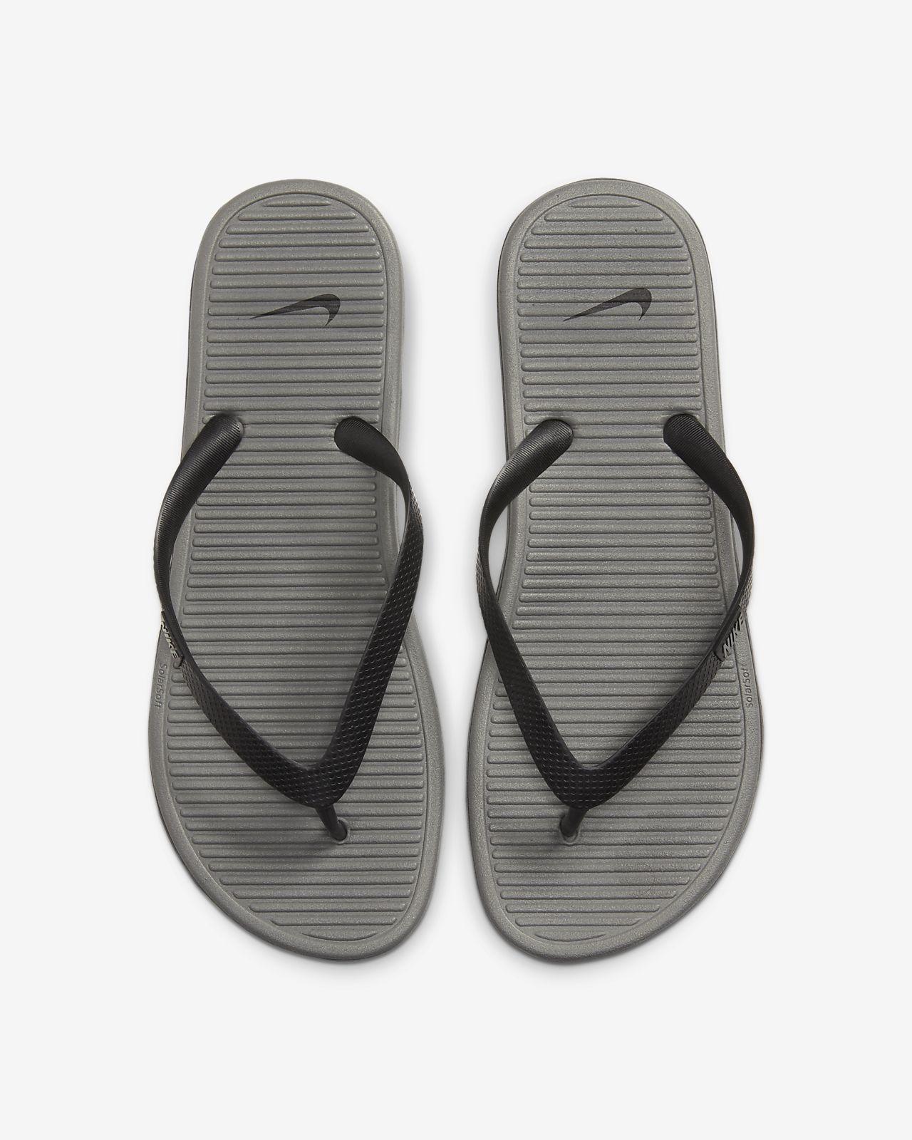 Nike Solarsoft II Teenslipper voor heren